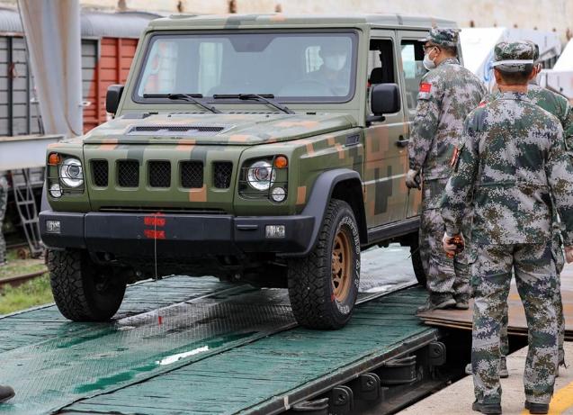 Tăng chiến đấu chủ lực Type-96 Trung Quốc đến Nga dự Army-2020 - Ảnh 2.