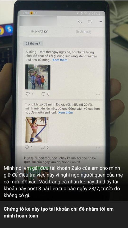 Vụ việc hot nhất đêm qua: Con trai tố người tình của mẹ nhắn tin gạ gẫm em gái chưa đầy 16 tuổi gửi ảnh khỏa thân - Ảnh 3.