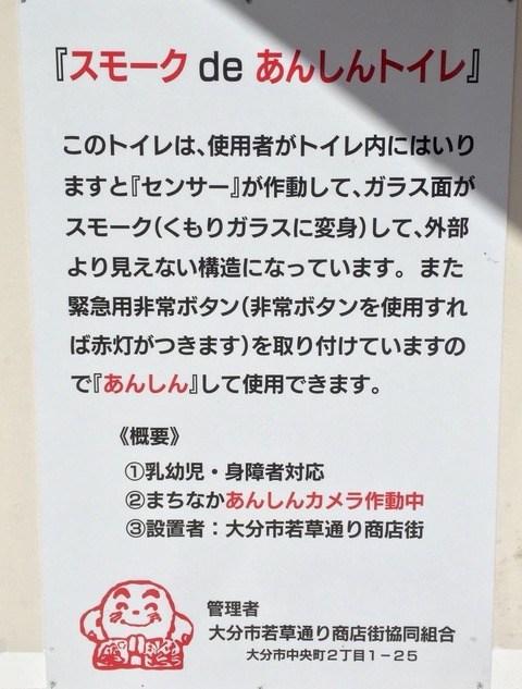 Cận cảnh nhà vệ sinh công cộng chống dê xồm tại Nhật Bản với nhiều chức năng gây bất ngờ - Ảnh 3.