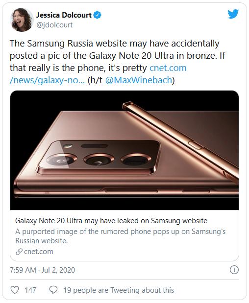 1 ngày trước sự kiện: đây là tất cả những thông tin đã biết về Galaxy Note 20 - Ảnh 6.