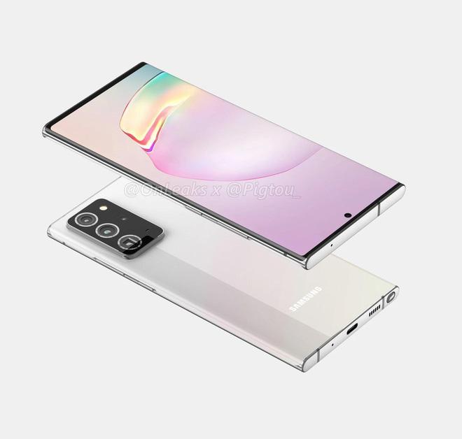 1 ngày trước sự kiện: đây là tất cả những thông tin đã biết về Galaxy Note 20 - Ảnh 8.