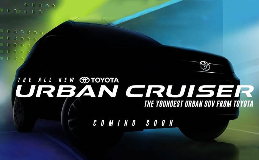 Chiếc SUV nhỏ gọn nhất của Toyota chuẩn bị ra mắt