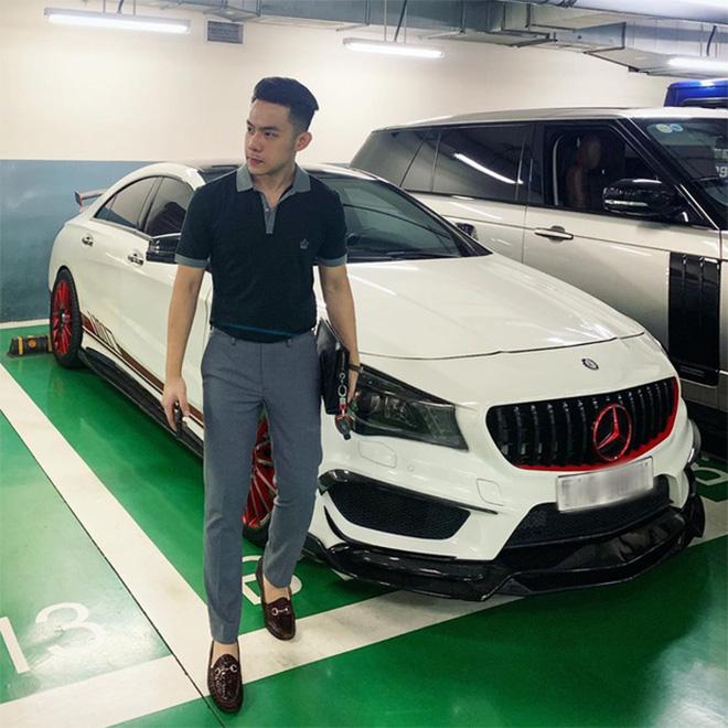 """Danh tính đại gia sở hữu dàn siêu xe xuất hiện trong show cực hot """"Rap Việt"""" - Ảnh 9."""