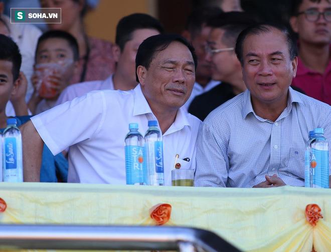 Trước ngày V.League trở lại, bầu Đệ tiếp tục có thêm đề xuất lạ cho CLB Thanh Hóa - Ảnh 2.