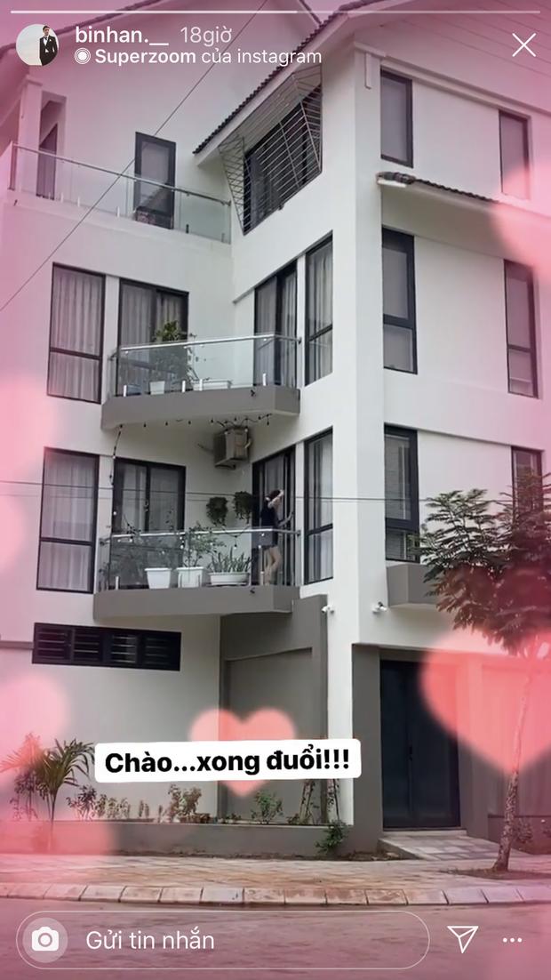Thể hiện tình cảm với bạn gái, Bình An khiến fan há hốc vì vô tình để lộ biệt thự bề thế nhà Phương Nga - Ảnh 2.