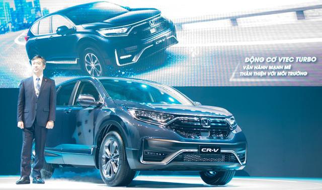 Cuộc đua của Toyota Fortuner và Honda CR-V: Cùng đẩy mạnh lắp ráp, ưu đãi hàng chục triệu đồng - Ảnh 1.