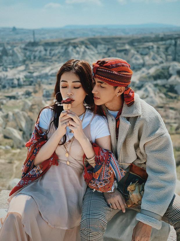 Thể hiện tình cảm với bạn gái, Bình An khiến fan há hốc vì vô tình để lộ biệt thự bề thế nhà Phương Nga - Ảnh 3.