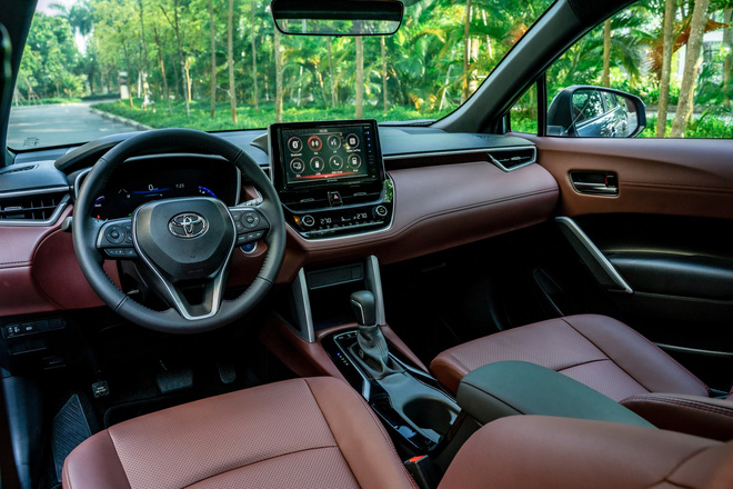 Nhập khẩu nguyên chiếc, Toyota Corolla Cross có bị cắt option như truyền thống? - Ảnh 3.