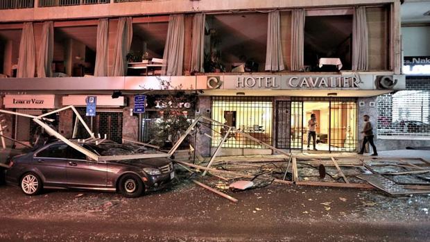 Tôi mất tất cả rồi: Bi kịch kép của người Lebanon sau vụ nổ chấn động, thảm họa nối tiếp thảm họa - Ảnh 3.