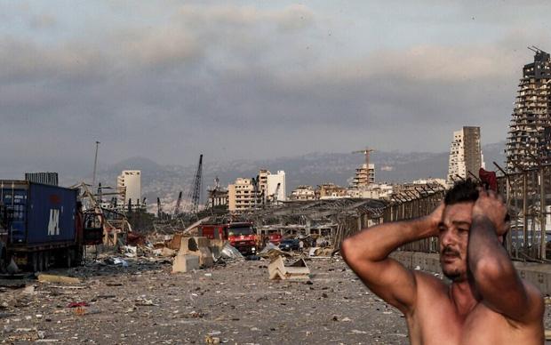 Tôi mất tất cả rồi: Bi kịch kép của người Lebanon sau vụ nổ chấn động, thảm họa nối tiếp thảm họa - Ảnh 4.