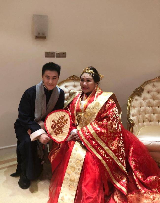 Tham gia thử thách trên MXH, thiên kim nổi loạn của Vua sòng bài Macau gây chú ý với dung mạo hiện tại sau khi sinh con - Ảnh 6.