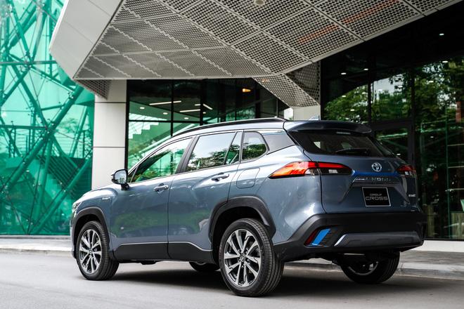 Nhập khẩu nguyên chiếc, Toyota Corolla Cross có bị cắt option như truyền thống? - Ảnh 5.