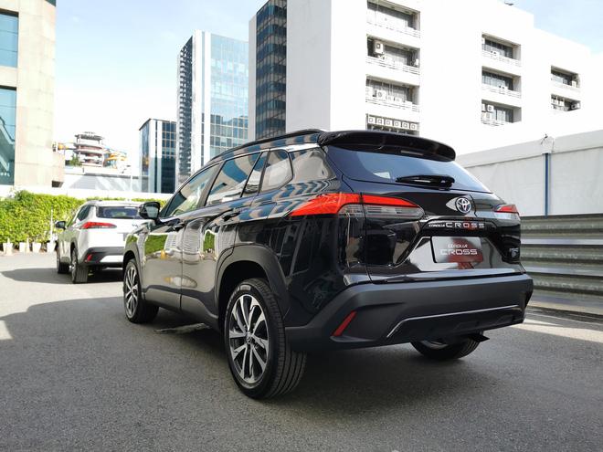 Nhập khẩu nguyên chiếc, Toyota Corolla Cross có bị cắt option như truyền thống? - Ảnh 6.
