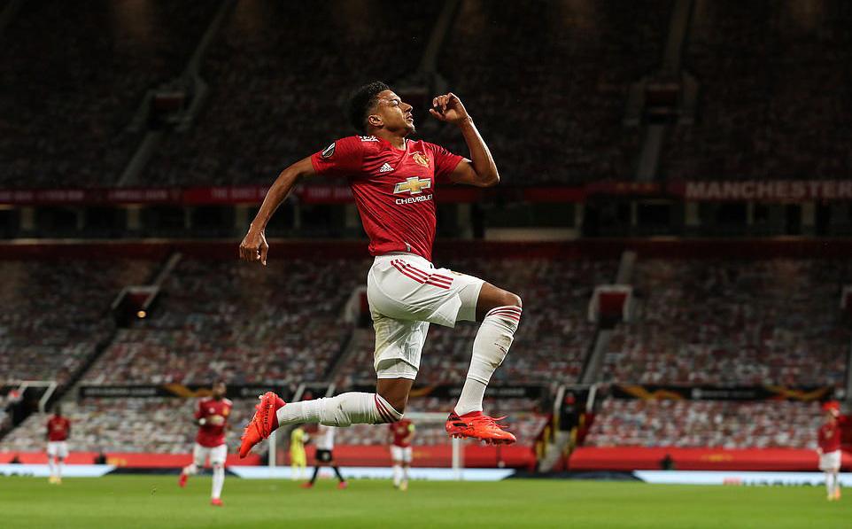 """Ngôi sao """"tàng hình"""" liên tục tỏa sáng, Man United tiến thêm một bước đến chức vô địch"""