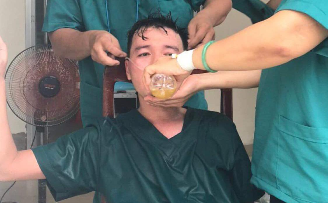 """PGĐ 115 Đà Nẵng nói về cuộc chiến chống Covid-19: """"Chúng tôi kiệt sức nhưng không ngã quỵ"""""""