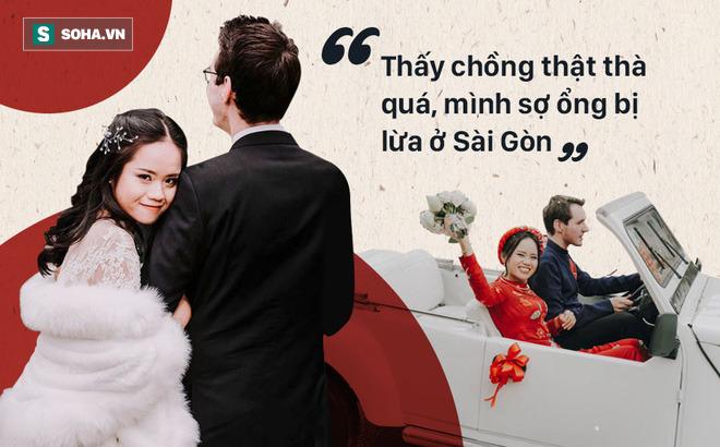 """Cô gái Việt thoát ế vì... sợ ma, chuyến """"bỏ nhà"""" theo chàng trai Đức và đám cưới rộn ràng sau 10 tháng"""