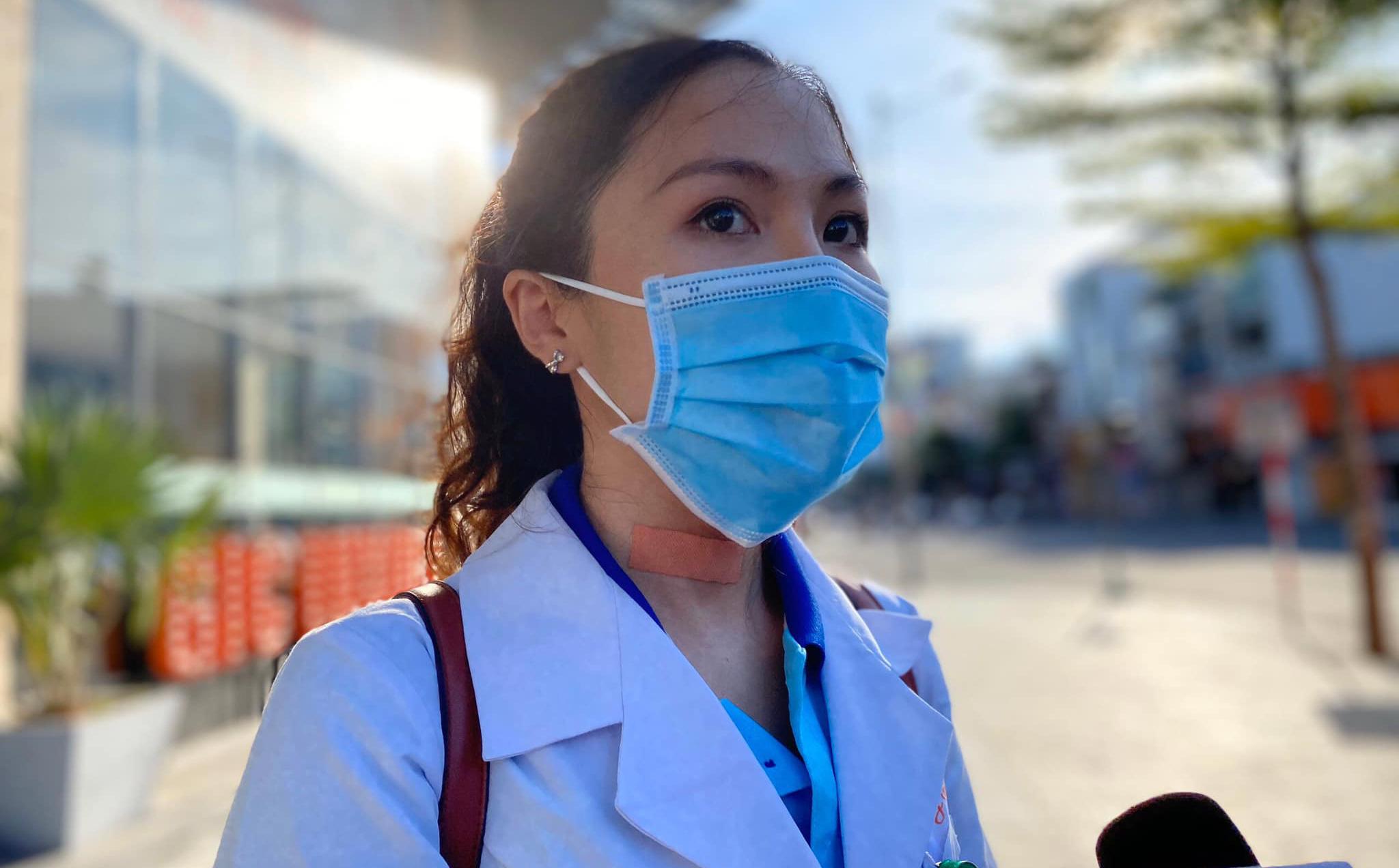 Tuyên bố đanh thép từ đoàn y tế Bình Định, Hải Phòng khi đến Đà Nẵng chống dịch Covid-19