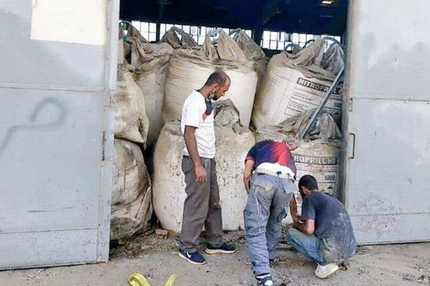 Báo Israel: Kho hóa chất ở Beirut được sử dụng để chế tạo tên lửa - Hé lộ kẻ đứng đằng sau - Ảnh 1.