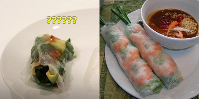 Những lần ẩm thực Việt xuất hiện ở Mỹ khiến người Việt giận đến tím mặt - ảnh 1
