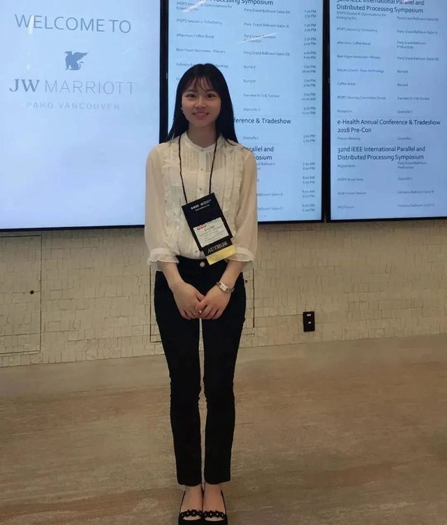 Thiếu nữ thiên tài vừa tốt nghiệp được Huawei săn đón: Vẻ ngoài ưa nhìn, thành tích khủng và mức lương khởi điểm 6,2 tỷ đồng/năm - Ảnh 1.