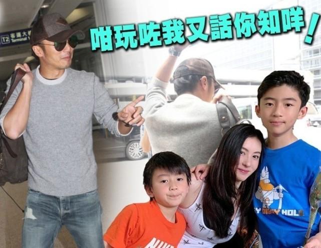 Tạ Đình Phong bị chỉ trích quá cạn tình khi có động thái này trong sinh nhật 13 tuổi của con trai cả - Ảnh 4.