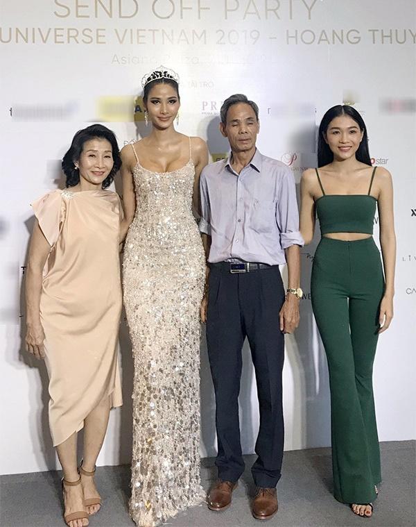 Em gái luật sư của Hoàng Thùy: Bị loại khỏi Hoa hậu Hoàn vũ vì chiều cao nhưng body lại bốc lửa không kém chị gái - Ảnh 8.