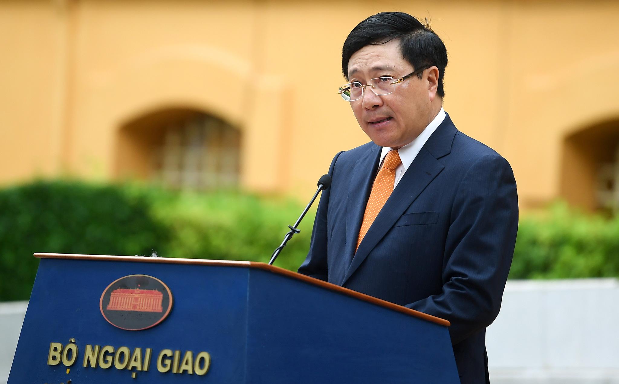 Phó Thủ tướng Phạm Bình Minh: ASEAN đã tiến một bước dài, từ chia rẽ đến hòa thuận