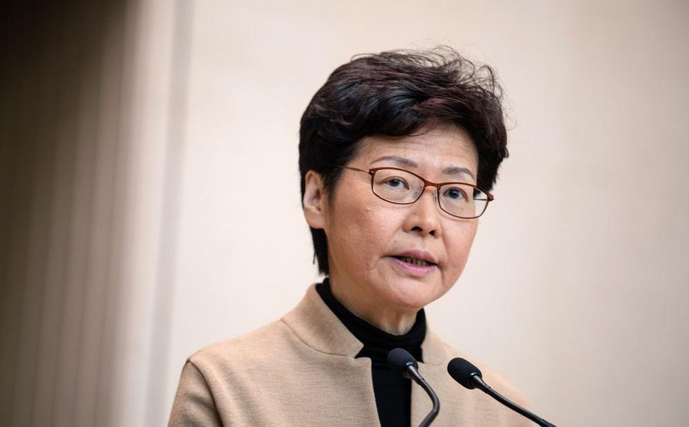 Mỹ cấm vận Trưởng đặc khu Hồng Kông Carrie Lam cùng loạt quan chức trung ương Trung Quốc