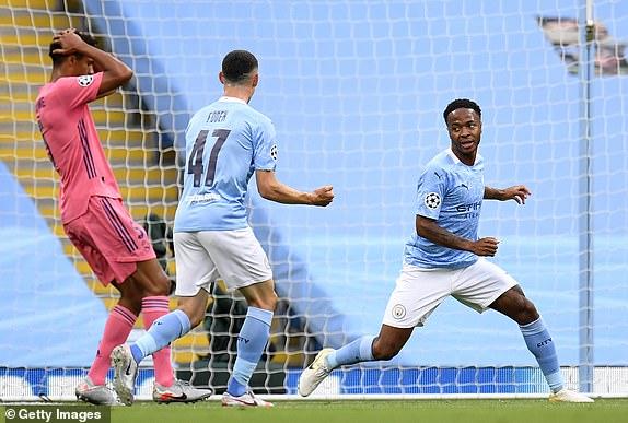 Lập cú đúp kiến tạo cho đối thủ, nhà vô địch World Cup khiến Real tan nát dưới chân Man City - Ảnh 1.