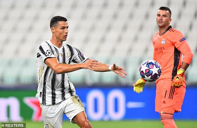 Lập siêu phẩm, phá kỷ lục, nhưng Ronaldo vẫn phải nhìn đội nhà bay khỏi Champions League - Ảnh 3.
