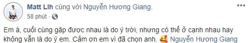 Đại gia Singapore khoe ảnh tay trong tay với Hương Giang hậu kết đôi Người ấy là ai cùng lời nhắn gửi đầy ẩn ý khiến dân tình phát sốt - Ảnh 2.