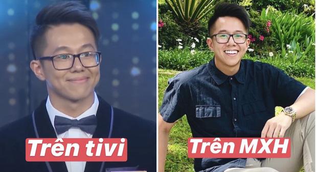 CEO cực phẩm Matt Liu khi lên TV và ngoài đời: Phong độ 'cân' đẹp mọi khung hình, nể mắt nhìn của Hương Giang - ảnh 1