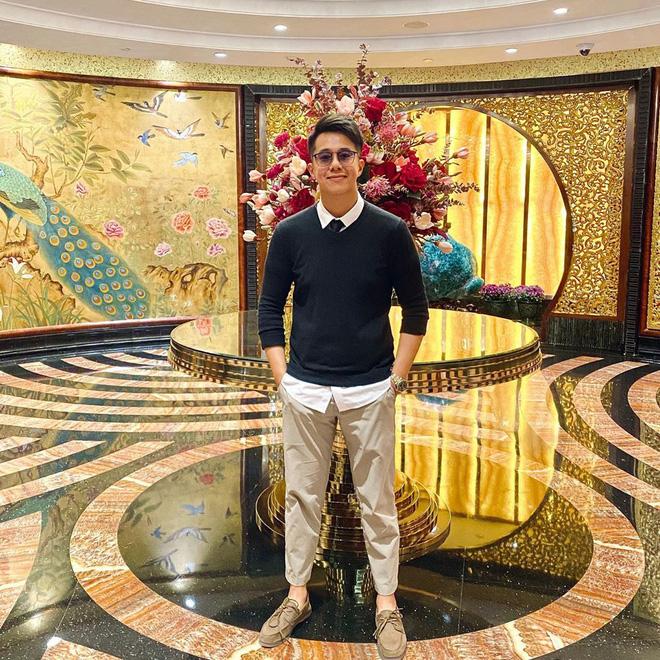 Huy Trần và Matt Liu - 2 cực phẩm 'lọt mắt xanh' của Hương Giang: Một chín một mười về cả nhan sắc, sự nghiệp lẫn độ giàu có - ảnh 15