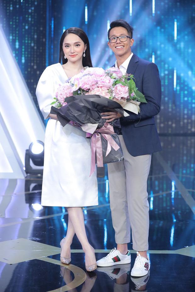CEO cực phẩm Matt Liu khi lên TV và ngoài đời: Phong độ 'cân' đẹp mọi khung hình, nể mắt nhìn của Hương Giang - ảnh 3