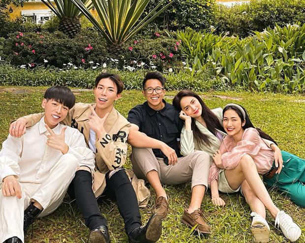 CEO cực phẩm Matt Liu khi lên TV và ngoài đời: Phong độ 'cân' đẹp mọi khung hình, nể mắt nhìn của Hương Giang - ảnh 5