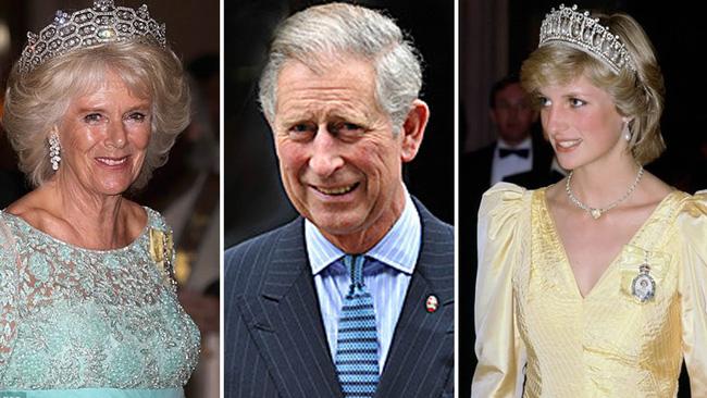 Mang tiếng là kẻ thứ 3 kém sắc nhưng loạt ảnh thời trẻ của bà Camilla sẽ khiến nhiều người nghĩ lại bởi không hề thua kém Công nương Diana - Ảnh 1.