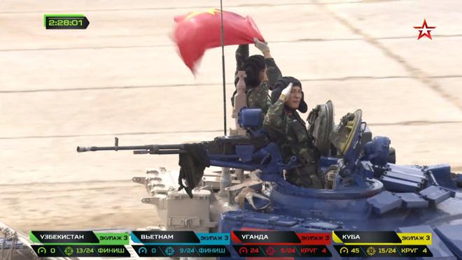 QĐND Việt Nam dự Army Games 2020 tại Nga: Tiếp nối những kỳ tíchvô tiền khoáng hậu - Ảnh 3.