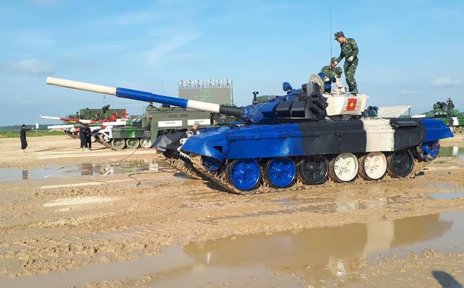 QĐND Việt Nam dự Army Games 2020 tại Nga: Tiếp nối những kỳ tíchvô tiền khoáng hậu - Ảnh 4.