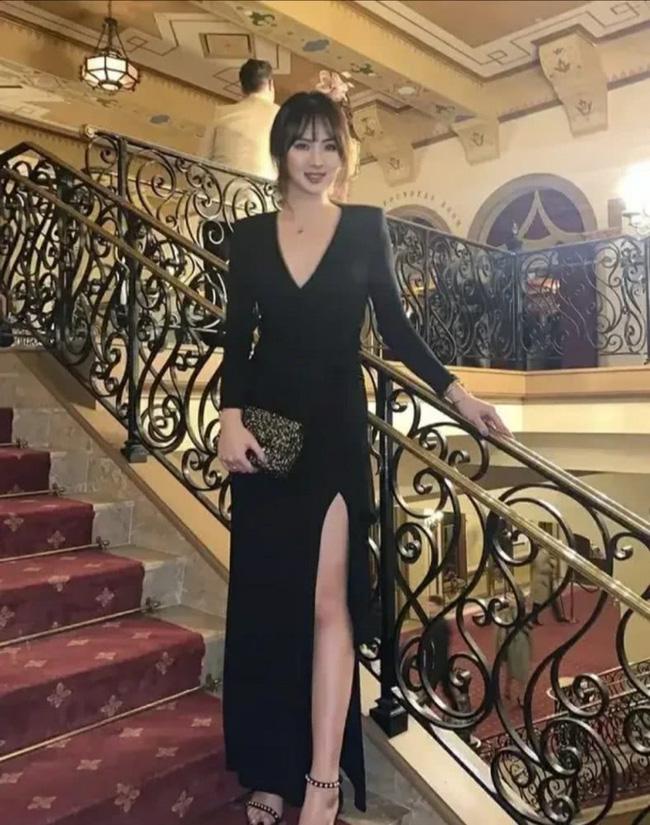 Annabel Yao có gương mặt ưa nhìn và khí chất thanh tao.