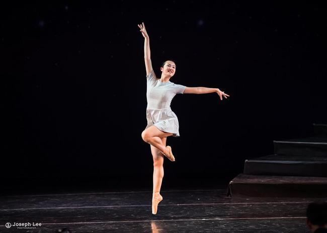 Annabel Yao đã tham gia nhiều vở múa ba lê chuyên nghiệp.