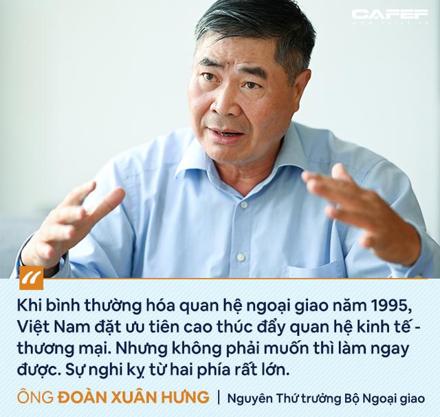 Hành trình khó tin của Việt Nam: Từ quốc gia bị cấm vận đến đất nước chỉ có bạn! - Ảnh 4.