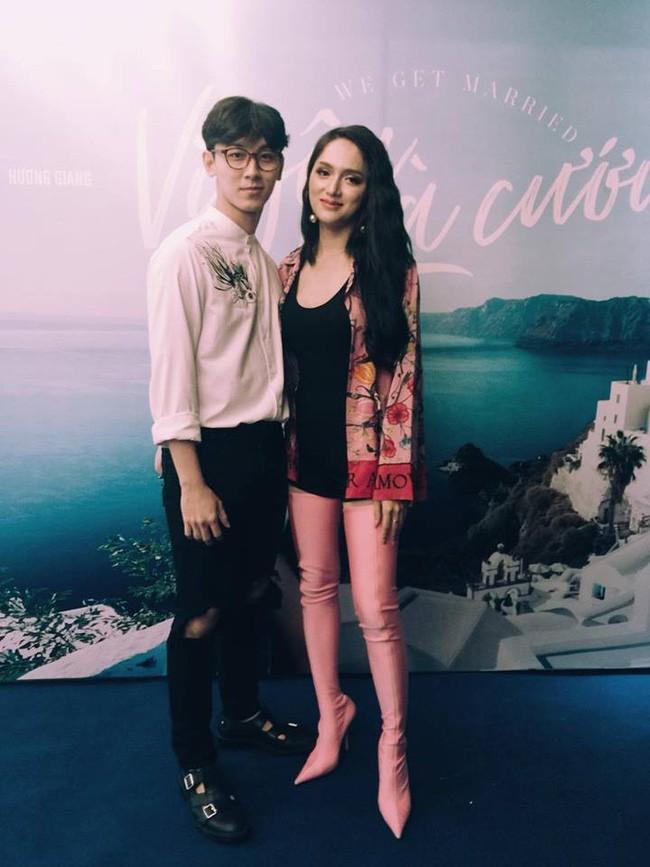 Trước CEO Matt Liu, Hoa hậu chuyển giới Hương Giang từng yêu những ai? - Ảnh 6.
