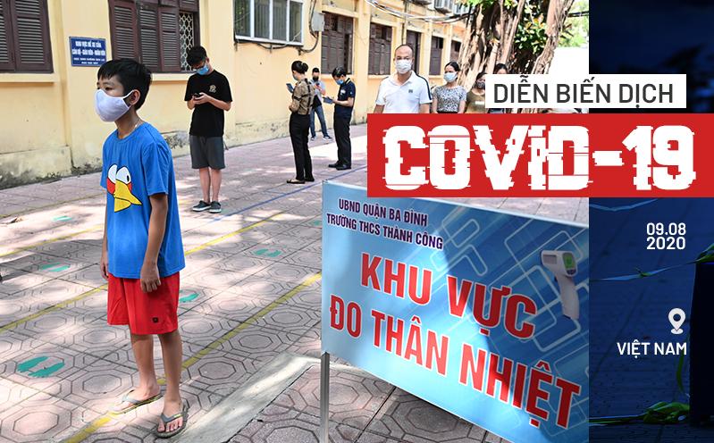 Hà Nội có ca mắc COVID-19 thứ 6 là F1 của nhân viên quán Pizza; Rút các chuyên gia kỳ cựu từ Đà Nẵng ra, dồn lực cho HN