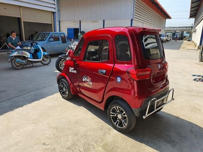 Loạt ô tô Trung Quốc mới cóng rẻ như xe máy Việt Nam, có mẫu giá chỉ bằng tiền mua iPhone 11 - Ảnh 2.