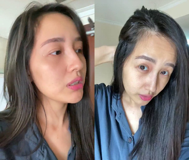 Phản ứng của mẹ Mai Phương Thúy khi con gái lộ ảnh mặt mộc kém sắc - Ảnh 2.