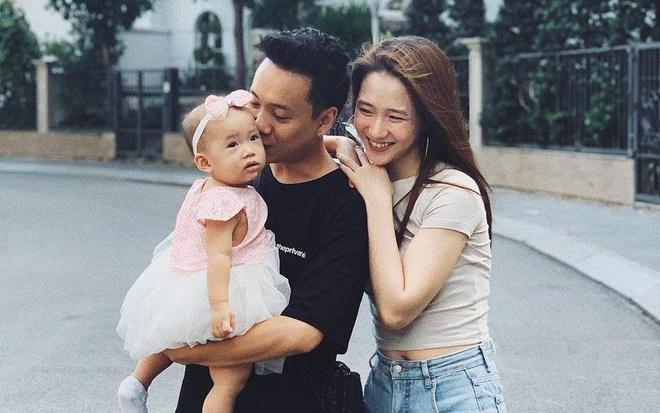 Cuộc sống của hot girl Trâm Anh khi làm vợ nam rapper nổi tiếng - Ảnh 4.