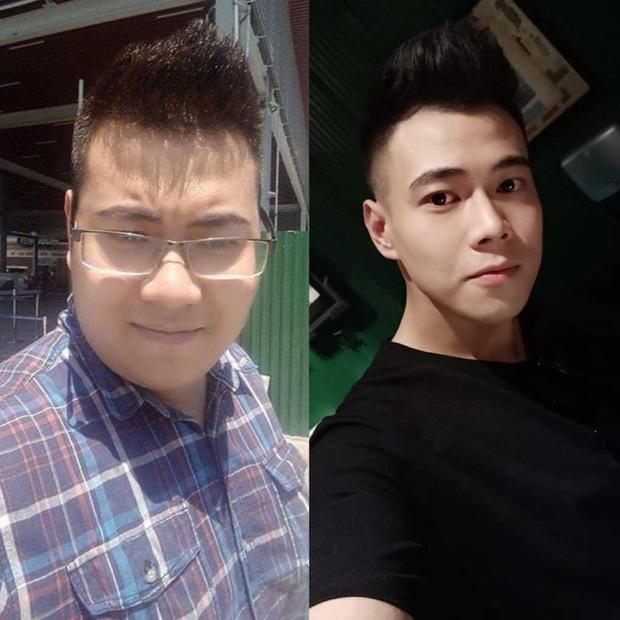 Anh thanh niên lột xác sau khi giảm 40kg, đến nỗi không được vào thi vì quá khác ảnh thẻ - Ảnh 1.