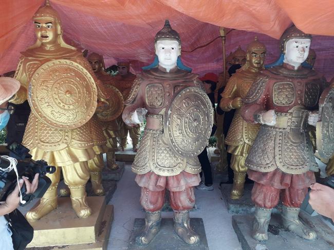 Lâm Đồng: Sẽ không cấp phép trưng bày tượng binh lính trong khu du lịch Quỷ Núi - Ảnh 2.