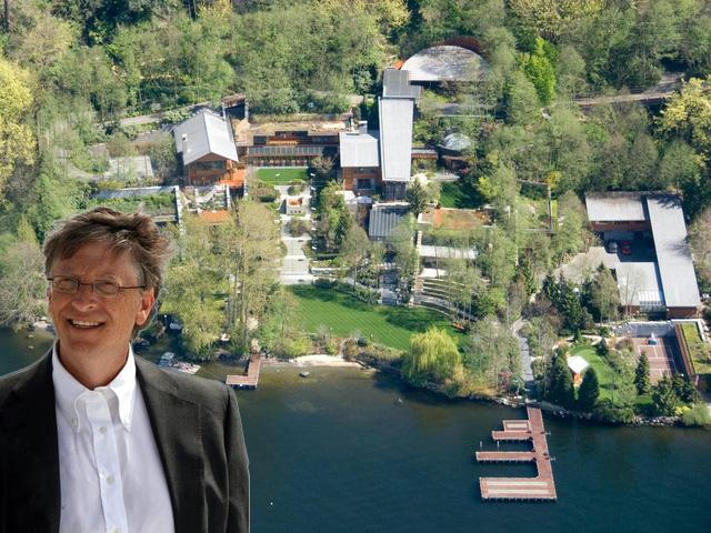 Sở hữu 125 tỷ USD, Bill Gates cất tiền ở đâu? - Ảnh 2.