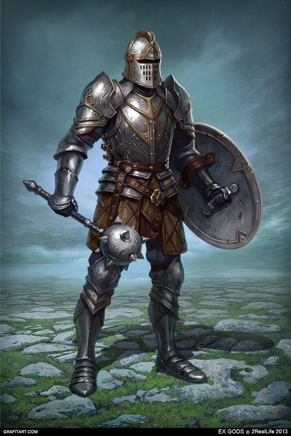 Tại sao chùy châu Âu được coi là tử thần trên chiến trường Trung Cổ? - ảnh 3